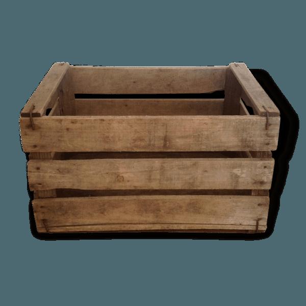 Où Trouver : Caisse en bois tridome : caisse en bois allemande ww2 vintage 1