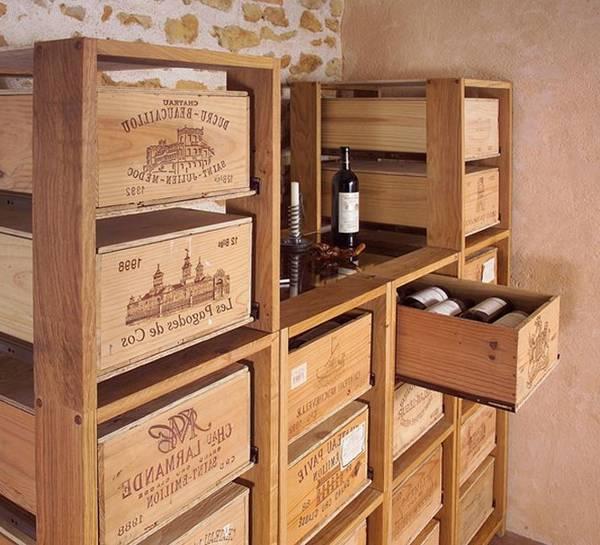 Acheter Caisse en bois whisky pour nettoyer caisse a pomme promotion 1