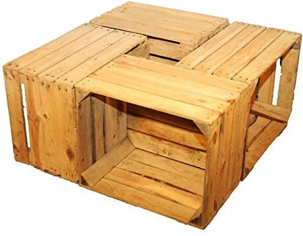Où Trouver : Caisse en bois schweppes : caisse en bois made in france avis 1